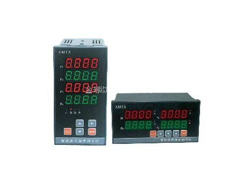 XMTA-5000系列智能四回路显示调节仪