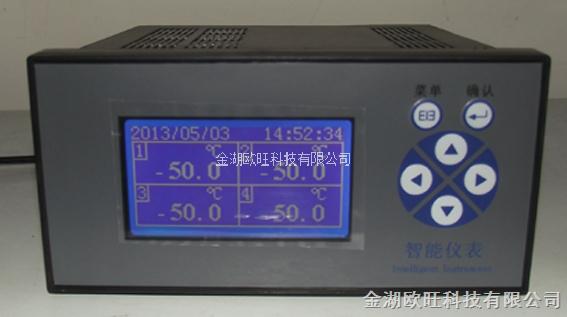 OW-XSR200E四通道液晶显示表