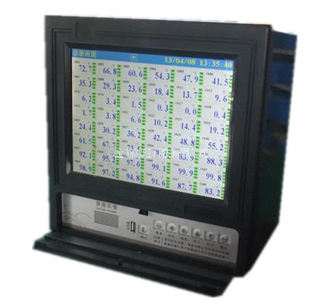CR800中长途彩色无纸记录仪