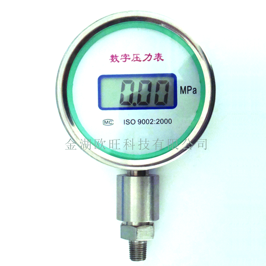 OW-Y100系列现场就地显示数字压力显示仪