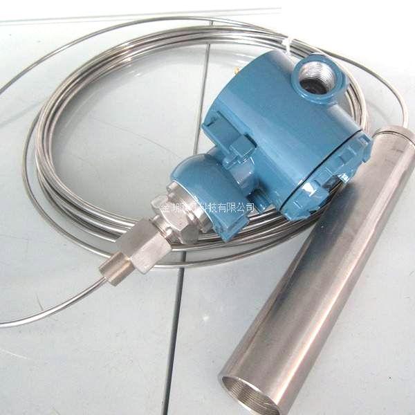 静压高温投入式液位变送器
